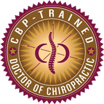 CBP Trained Doctor of Chiropractic Logo