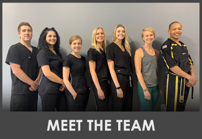 Chiropractic Austin TX Staff at Precision Chiropractic ATX